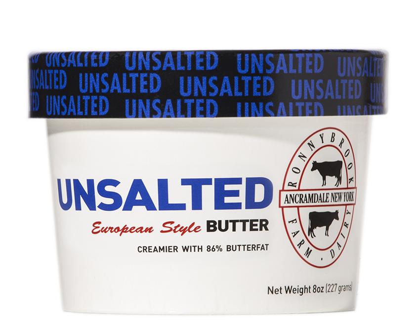Ronnybrook Unsalted Butter
