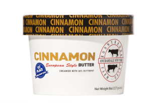 Ronnyrbook Cinnamon Butter